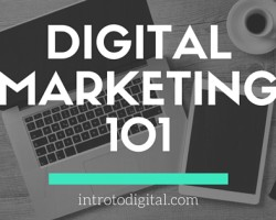 About Intro to Digital