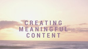 Create Content that is Visually Appealing and Intellectually Stimulating