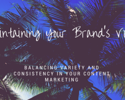 Maintaining Your Brand's Voice
