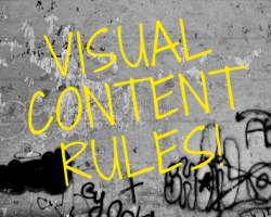 Visual Content Success in 3 Steps